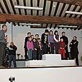 podium école
