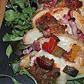 <b>Paroles</b> de <b>femmes</b> des <b>Monts</b> <b>d</b>'<b>Arrée</b> et tartines gourmandes aux légumes et brebis