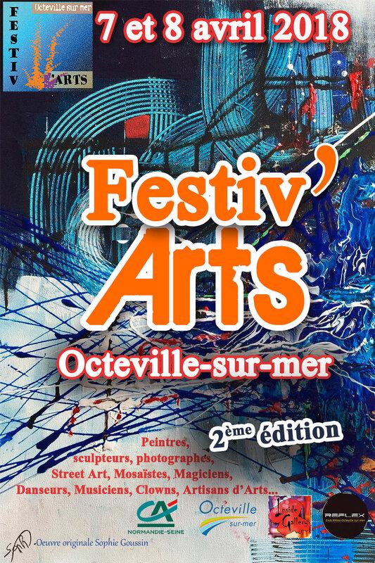 Affiche Festiv'Arts 2018 finale 4 rvb 20 30
