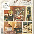 Magazines Simply Vintage, Editions Quiltmania