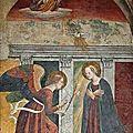 Paroles de jésus et visions de maria valtorta, à propos de la naissance marie et de la virginité