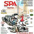 C'est demain 11 novembre que la bourse annuelle du rétromobile de spa be ouvre ses portes...