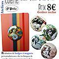 Ateliers créatifs au <b>musée</b> <b>Colette</b> ...