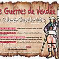 Les Guerres de Vendée à La Salle-et-Chapelle-<b>Aubry</b>