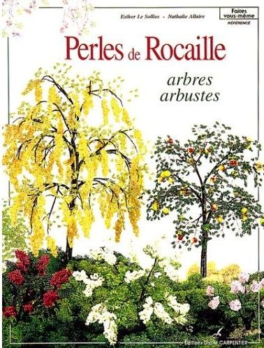 Perles de rocaille arbres et arbustes