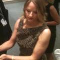 Jodie Foster en dédicace
