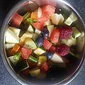 Fruits et légumes du jour