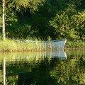 vacances 2006 : le lac de Furusjön ( près de Kinnahult )