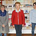 Une <b>bibliothèque</b> itinérante pour les personnes âgées