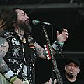 Soulfly - Dour - 2014