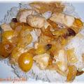 Recette de saison : poulet aux mirabelles