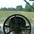la philosophie du tracteur et la couture !