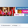 L'Eurovision 2019 aura bien lieu en <b>Israël</b>