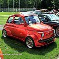 Fiat 500 abarth (alsace auto retro bartenheim 2011)