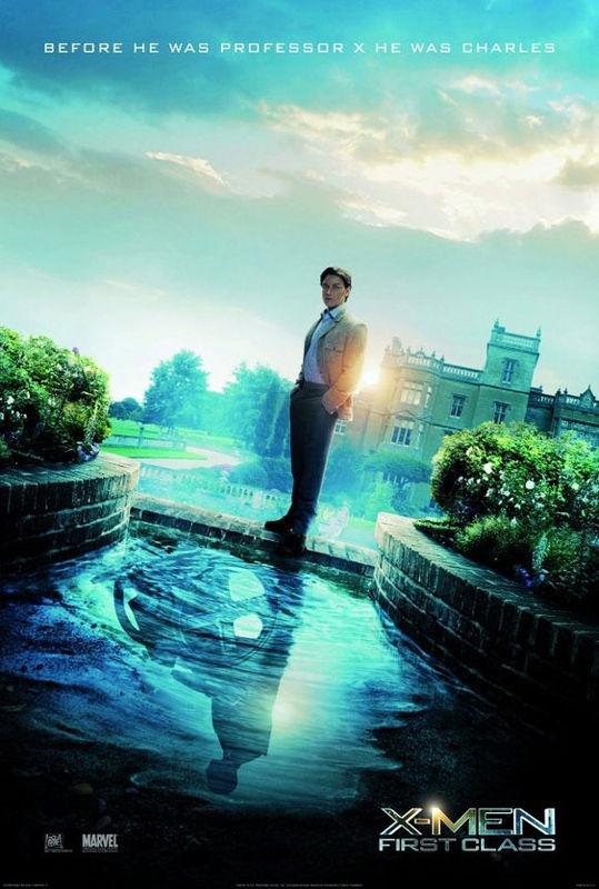 X Men: First Class (Matthew Vaughn)