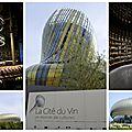 Bordeaux La cité du vin