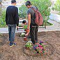Συμμετεχοντες στο 2ημερο σεμιναριο 4-5 απριλιου για τους σχολικους κηπους