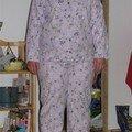 Enfin mon pyjamas...