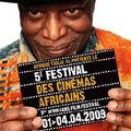 Belgique,bruxelles : 5ème festival des cinémas africains