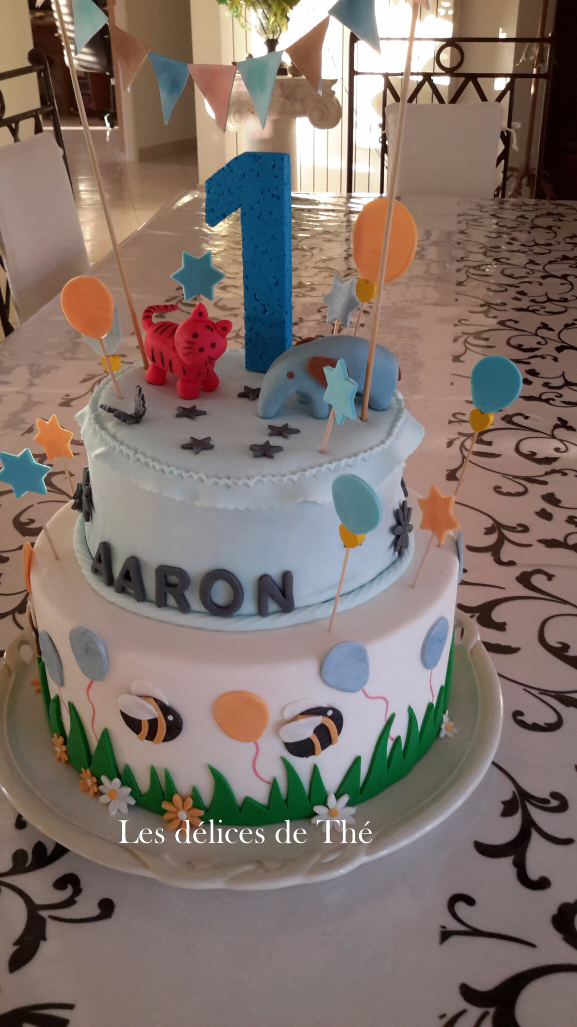 Gâteau Petit garçon