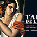 Major monographic exhibition of works by tamara de lempicka on view in verona