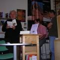 Bernard Collet nous présentait son roman