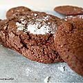 Brookies ou coonies au chocolat