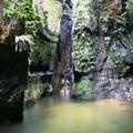 cascade dans l'Isalo