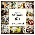 Petite rétrospective de 2016