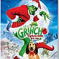 « Le Grinch », un <b>film</b> en VOD sur le thème de Noël