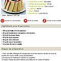 blog des cuisines et les recettes