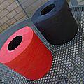 La decobelge - boutique : sanitaire . . . papier toilette de toutes les couleurs