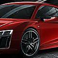 L'<b>Audi</b> <b>R8</b> bat un record en Inde !