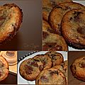 New york time chocolate chip cookies