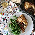 Cuisses de poulet au vinaigre balsamique & porto blanc
