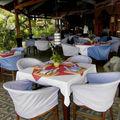 Hôtel AMED CAFE: le restaurant