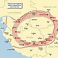 Août 1794, la Vendée rebelle est cernée de camps retranchés