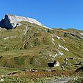 Le tour du Rocher du Vent (2329m)- <b>Beaufortain</b>