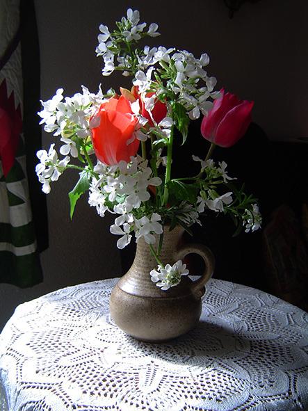 bouquet essai