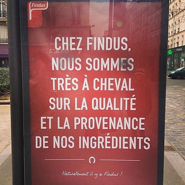 findus-a-cheval-qualite-pub-affiche - Copie