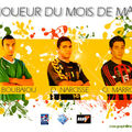 <b>Malik</b> <b>Boubaïou</b> joueur du mois de Mai ? Votez pour lui !
