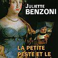La petite peste et le chat botté ~~ <b>Juliette</b> <b>Benzoni</b>