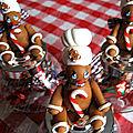 The gingerbread team