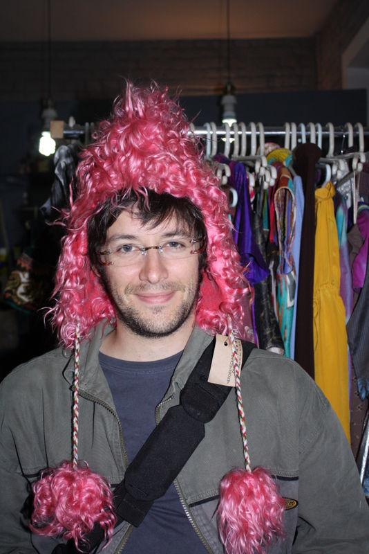 Il est pas beau ce bonnet?