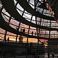 023 F.Co. Coupole du Reichstag, le soir