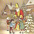 Aujourd'hui 6 décembre, saint-nicolas