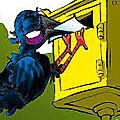 Le surprenant corbeau de Mooslargue (Sundgau)