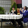 Nicole Faessel présente Gonzague Saint Bris