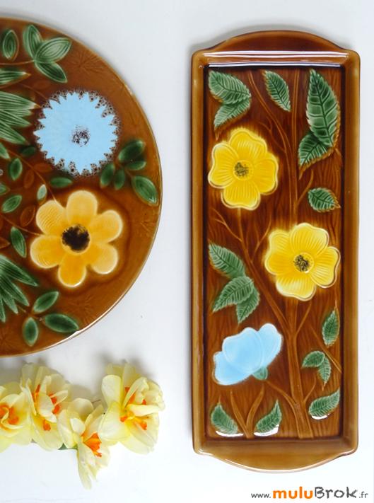 SARREGUEMINES-Plat-cake-fleurs-1-muluBrok-vintage