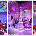 Vitrines de Noël Paris Printemps